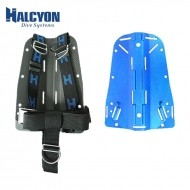 HALCYON 헬시온 Carbon Backplate(cinch or cinch less) / 스킨 스쿠버 장비
